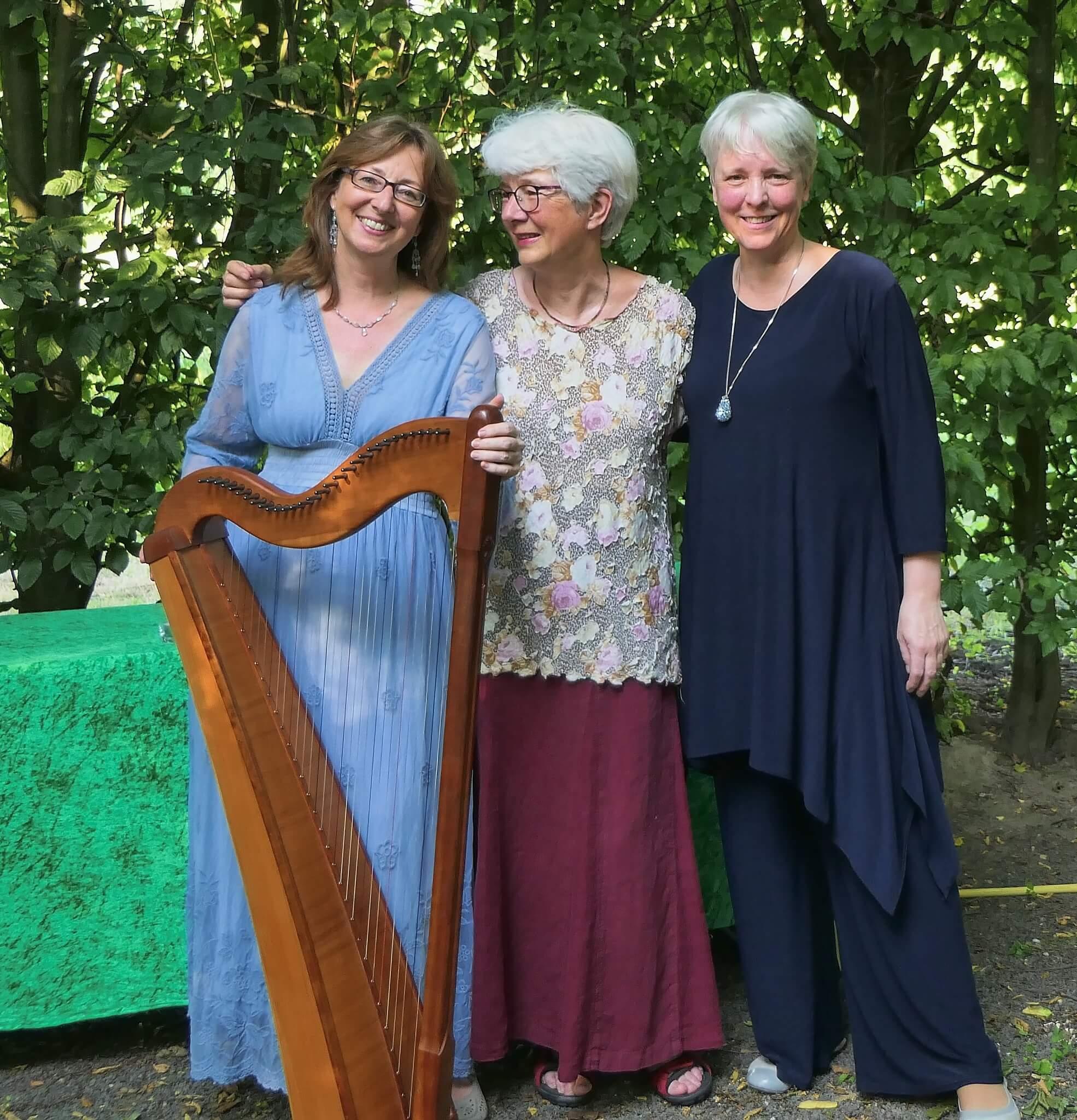 Anja Steiner, Birgit Schleicher, Veronika Uhlich